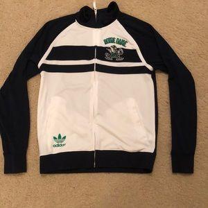 Notre Dame Adidas Jacket